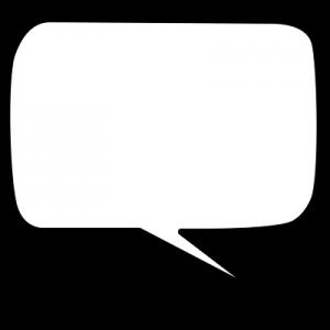 Cartoon Speech Bubble Clip Art [ux.stackexchange.com]