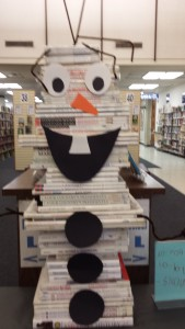 Snowman Library Dec 2015
