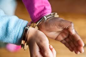 chid handcuffed [flickr.com]